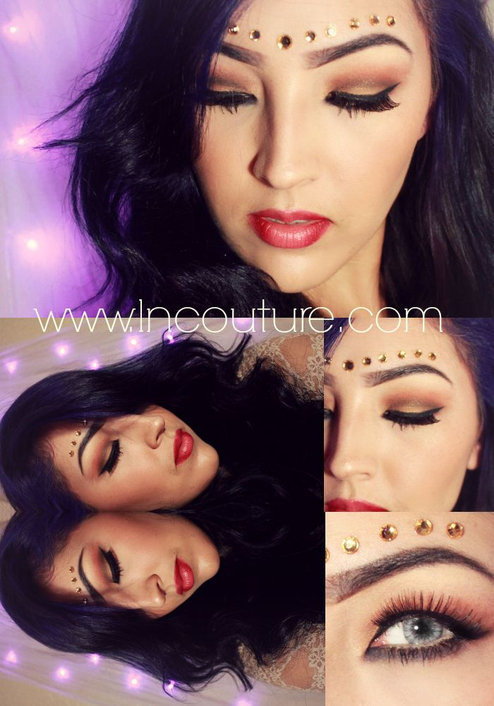 Youtube Makeup Tutorials Popular: Dramatic Makeup, Makeup, Makeup Artist, San