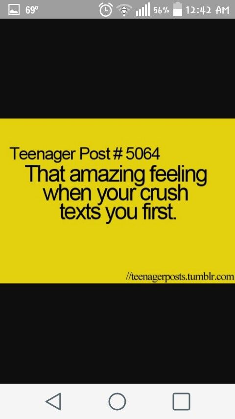 what to talk about with your crush texting