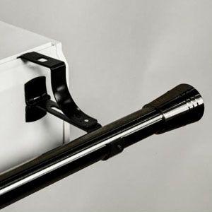 poser vos tringles rideaux sur un coffre de volets roulants cest facile - Poser Tringle Rideau Caisson Volet Roulant