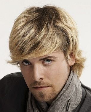 Bangs Hairstyles - Men