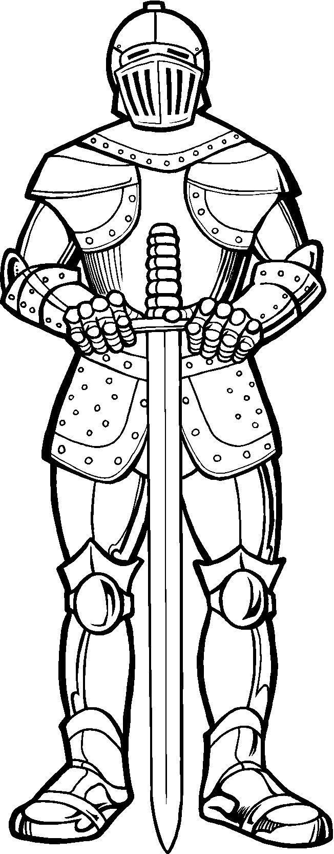 knights silence coloring pages for kids printable castles and knights coloring pages for kids
