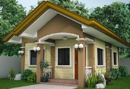 Model Rumah Sederhana Di Kampung Di 2019 Desain Rumah