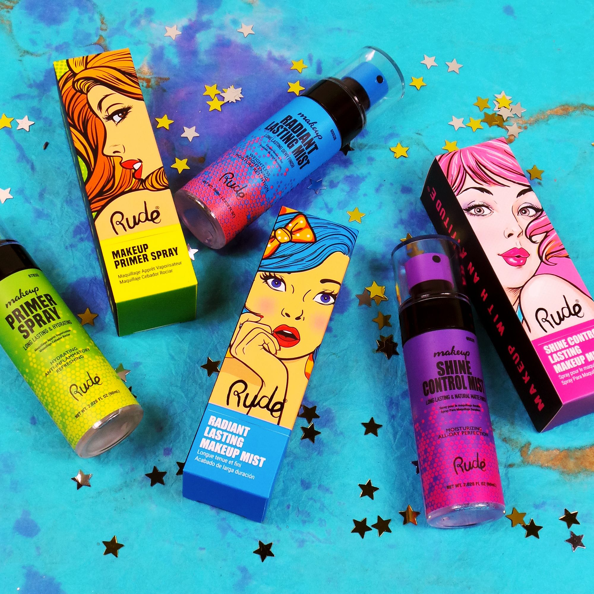 Looking for a new setting spray? 😍 We have 3 amazing
