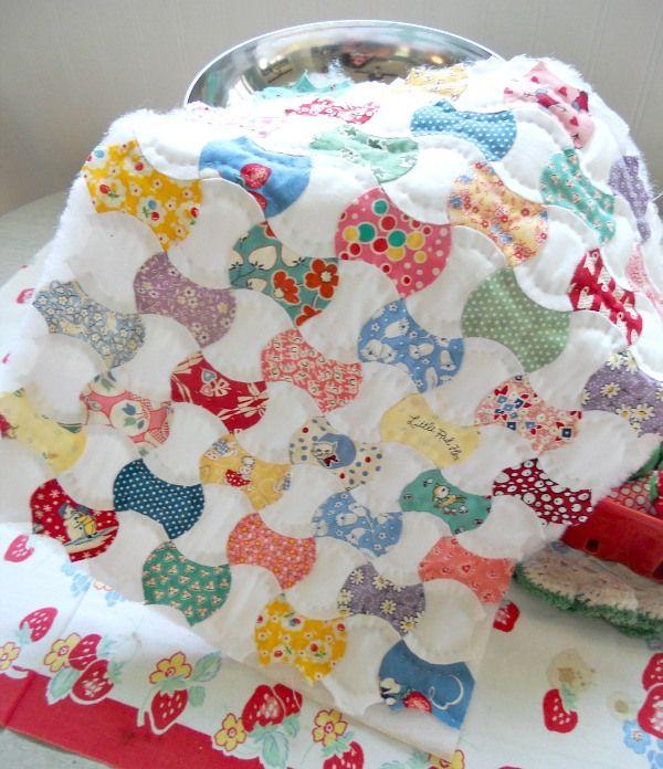 Cornbreadandbeansquilting S Weblog Quilts Feedsack Quilt Vintage Quilts