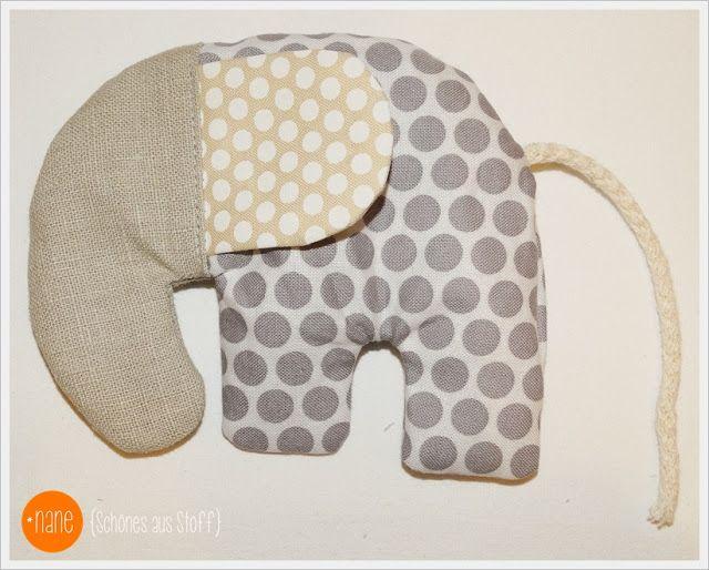 Tag 4 - *Nane - Ellifant nähen | Babies, Sewing patterns and Patterns
