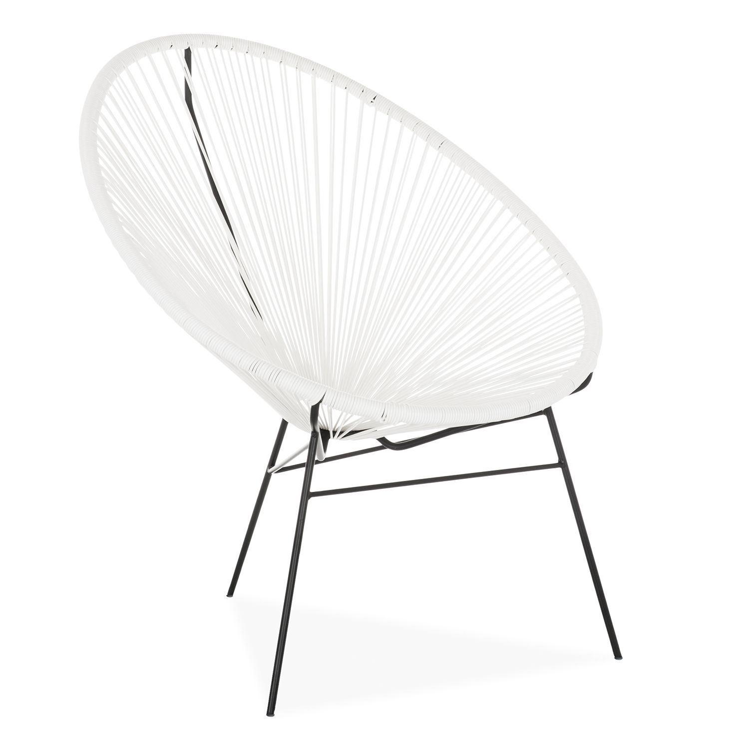 Lovely Acapulco Chair Comfortable