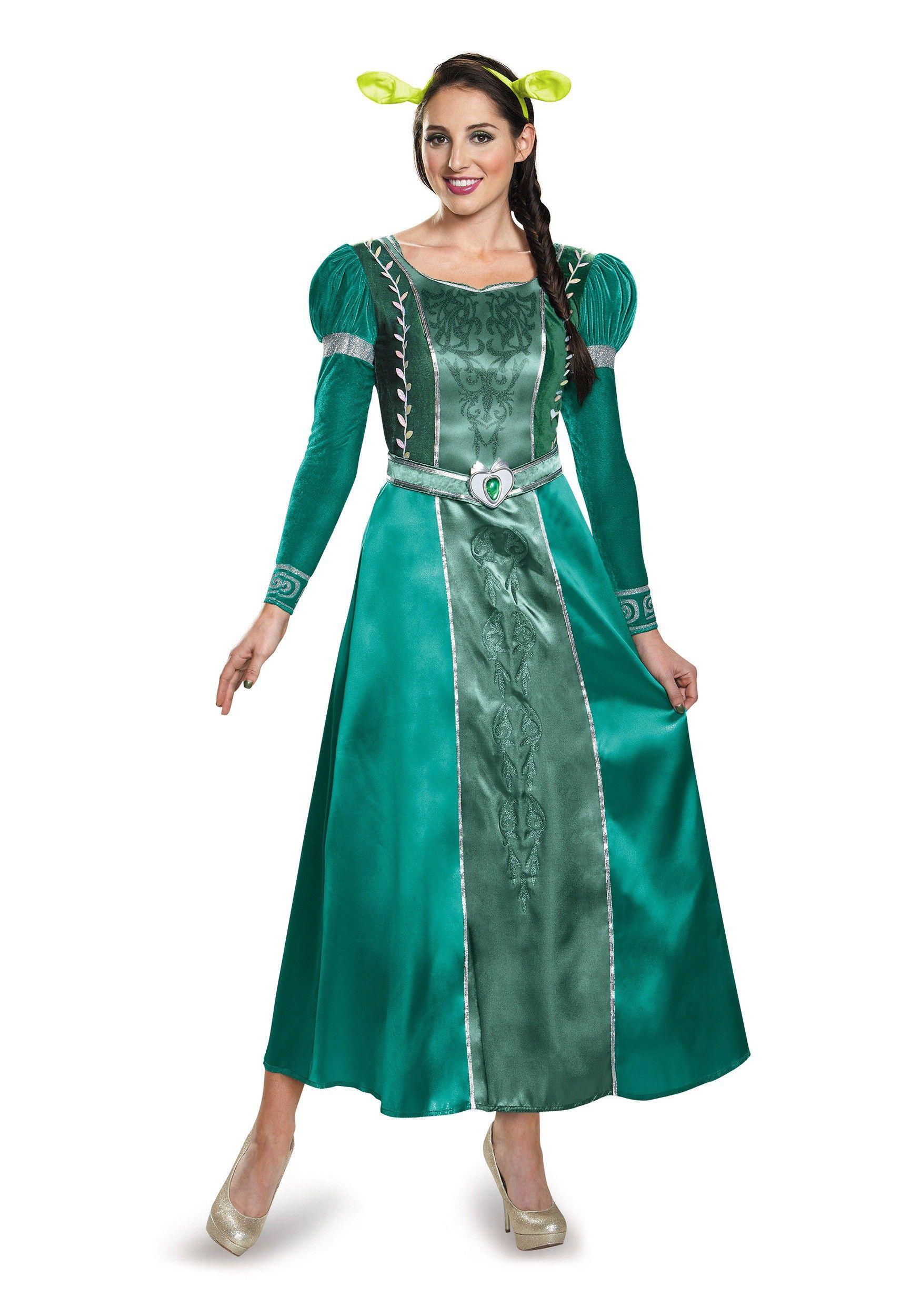 Adult fiona plus size costumes photos 855