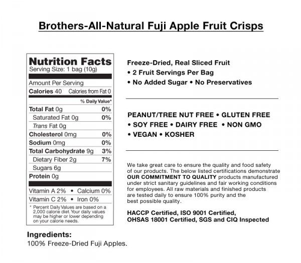 Freeze-Dried Fruit and Vegetable 4-Pack Case | Bags, Bag pack and ...