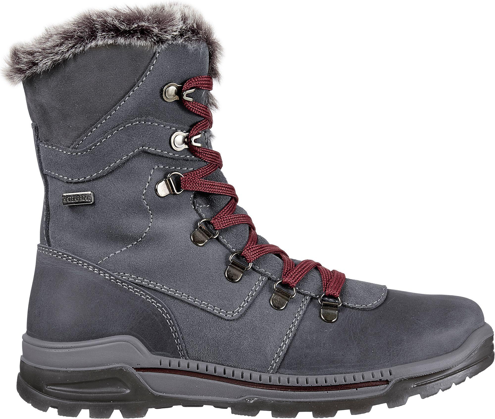 efc6106f4af Alpine Design Women's Benedetta Waterproof Winter Boots | Products ...