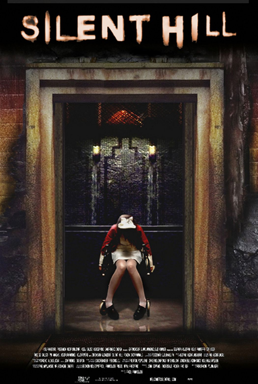 Silent Hill Movie Poster By Thespartanofauburn On Deviantart Silent Hill Movies Silent Hill Silent Hill Nurse