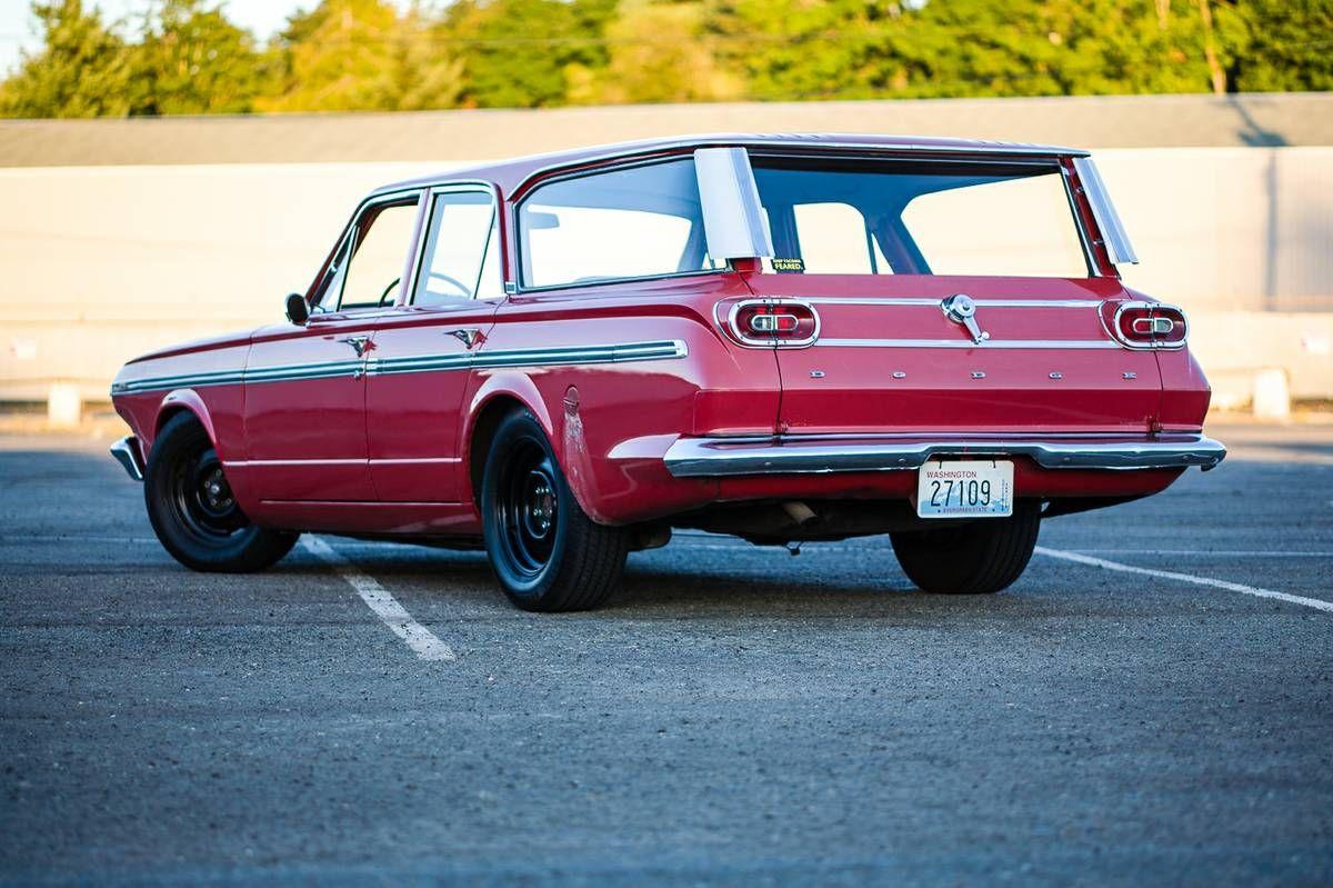 65 Dodge Dart 270 Wagon Dodge Dart Station Wagon Cars Classic Cars