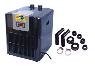 Ecoplus 1 4 Hp Chiller Hydroponics System Heat Exchanger Chill