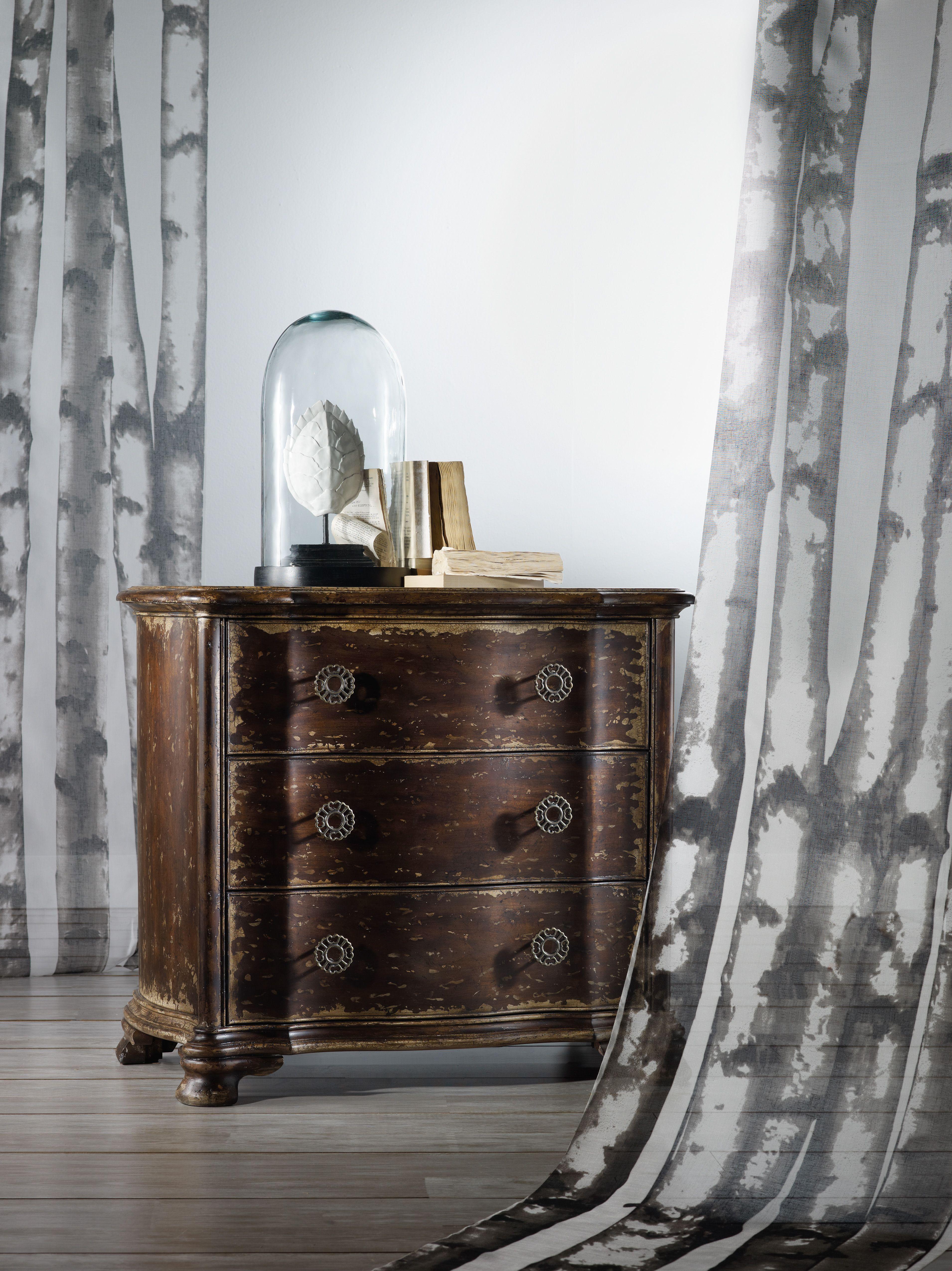 Hooker Furniture Melange Santorini Chest 638-85036