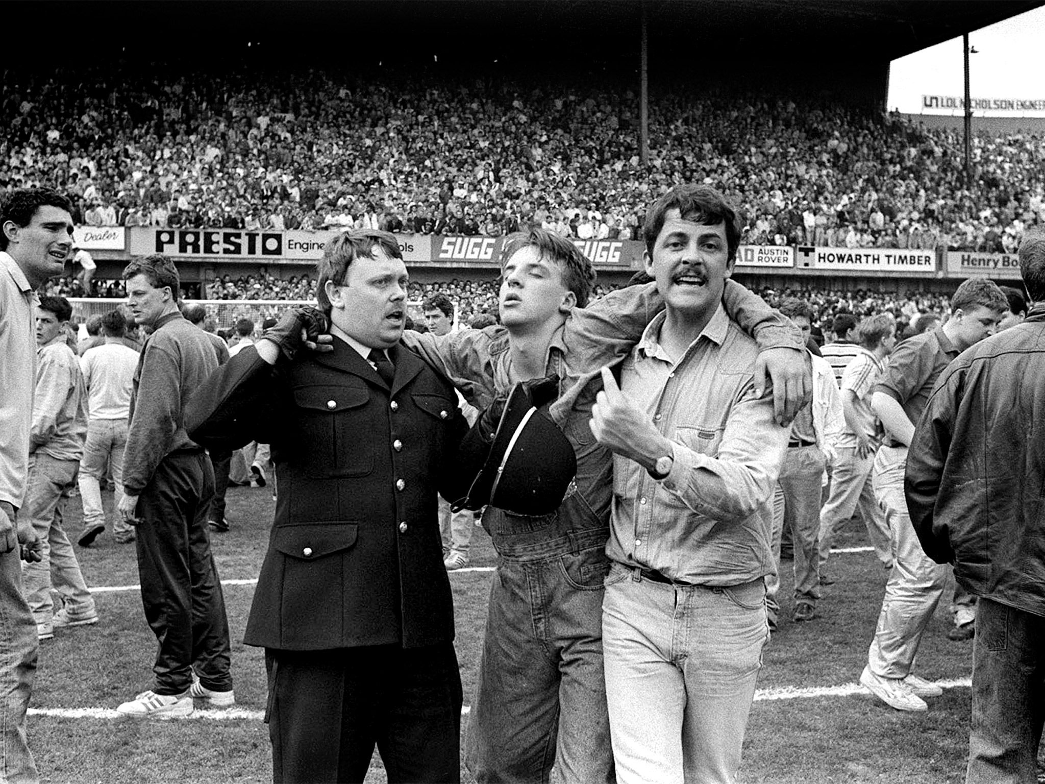 Hillsborough Inquest Rules 96 Were Unlawfully Killed As It