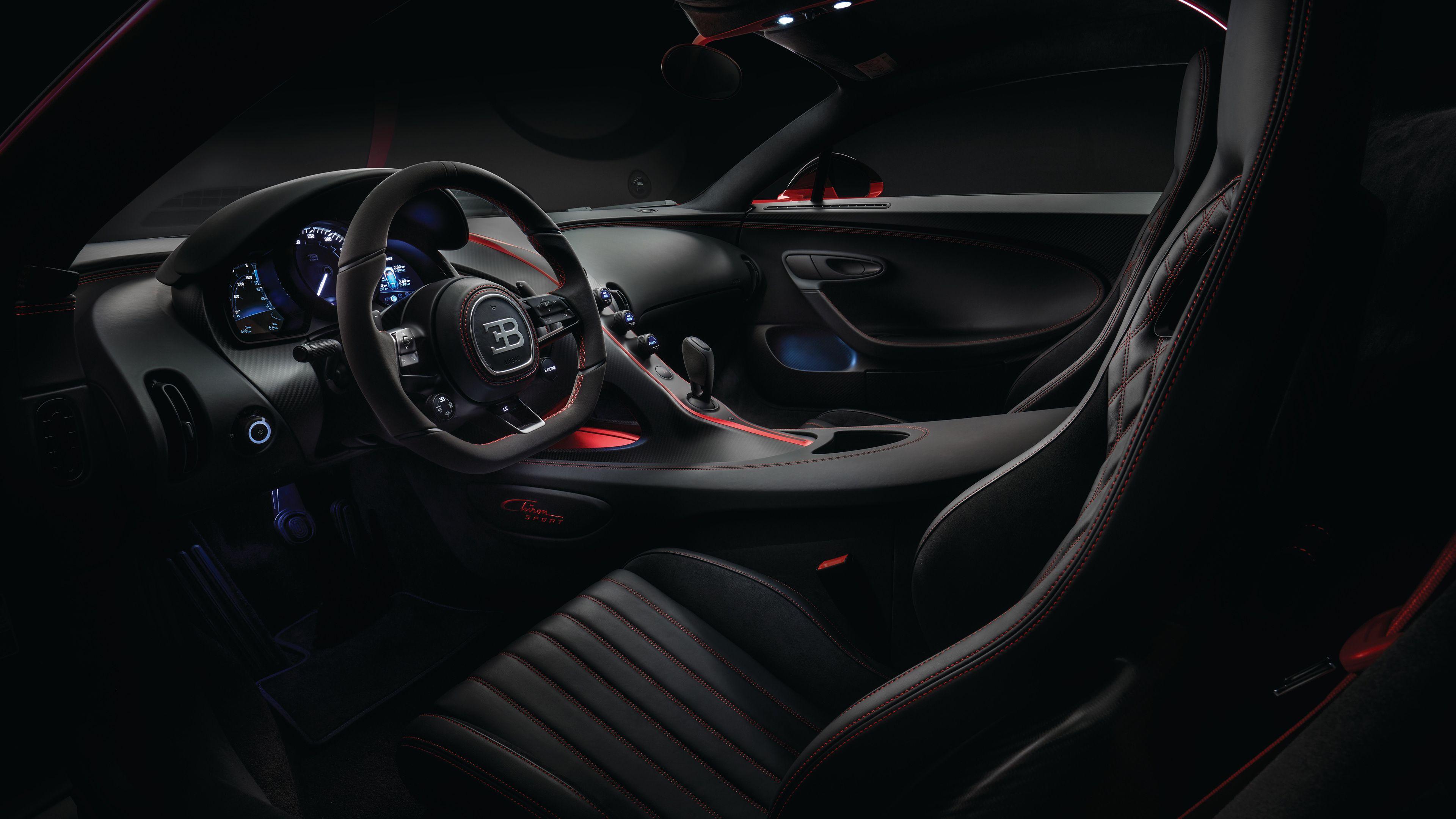 Bugatti Chiron Interior 2018 4k Interior Wallpapers Hd Wallpapers Cars Wallpapers Bugatti Wallpape Bugatti Wallpapers Bugatti Chiron Interior Bugatti Chiron