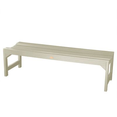 Found it at Wayfair - Lehigh Backless Synthetic Wood Picnic Bench