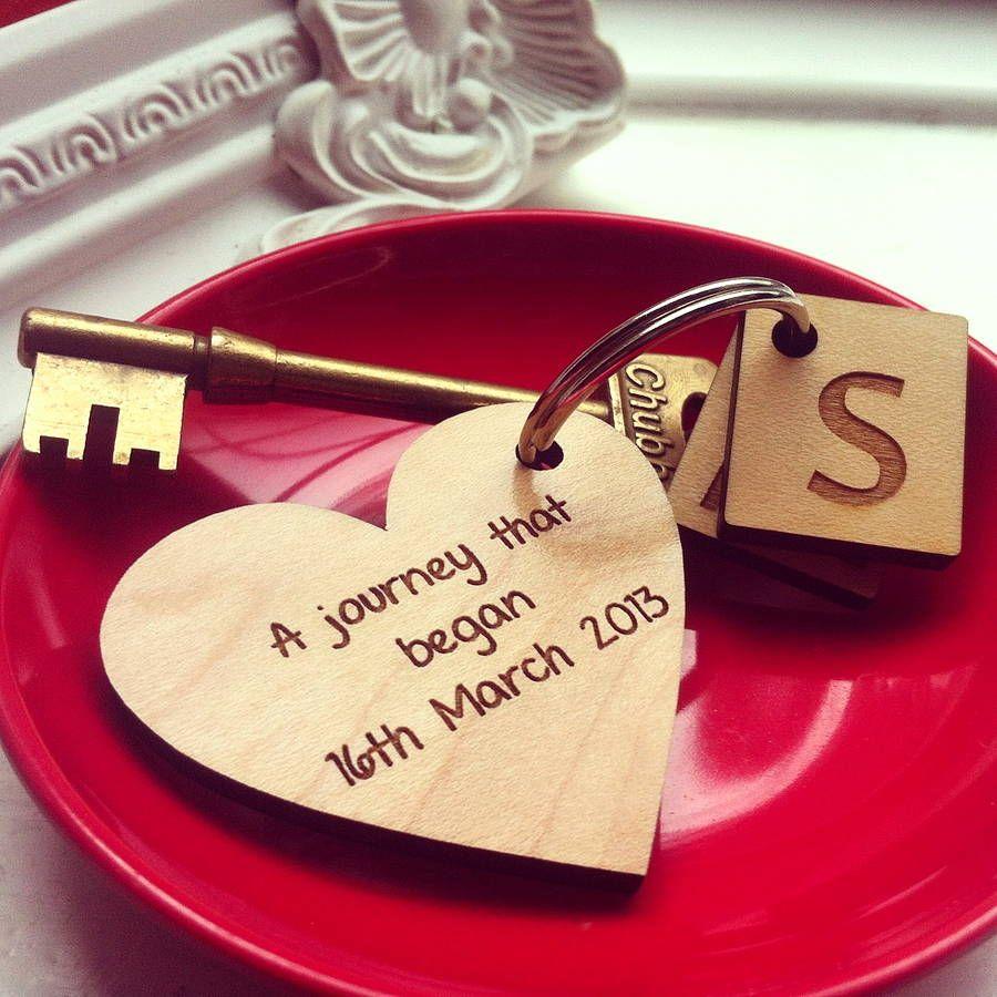 original_personalised-valentine-s-love-key-ring | Valentines Day ...