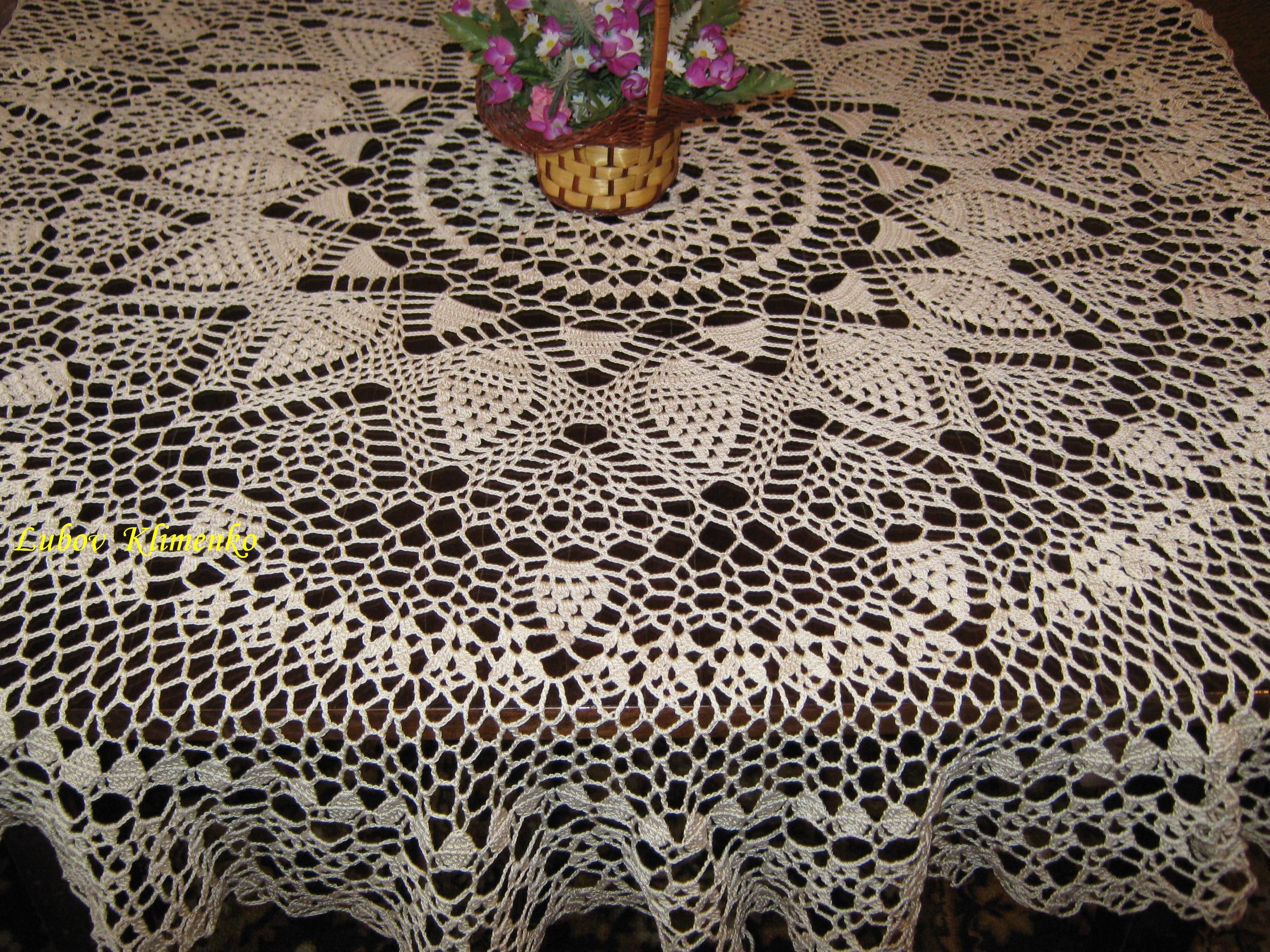 crochet tablecloth patternpicasa bankloansurffo Gallery