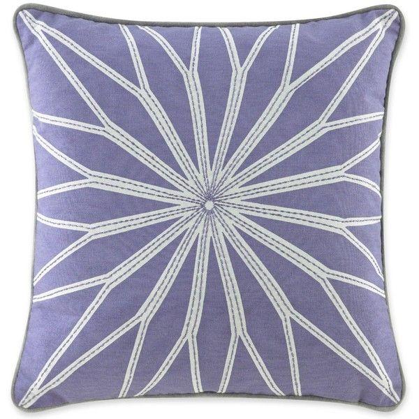 Happy Chic By Jonathan Adler Chloe 40inch Square Starburst Unique Starburst Decorative Pillow