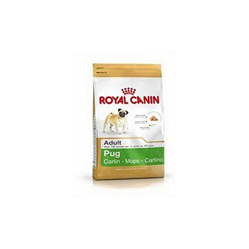 Royal Canin Adult Complete Dog Food For Pug 1 5kg Pack Of 2