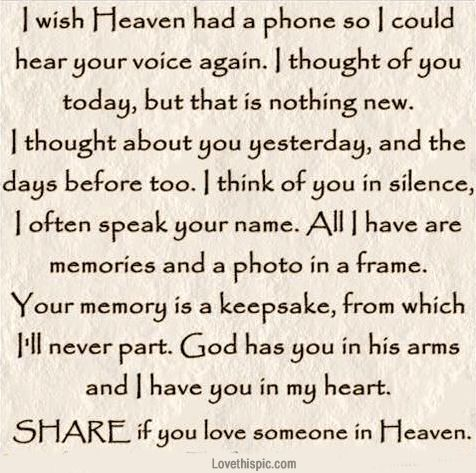 If You Love Someone In Heaven Pictures Photos And Images For