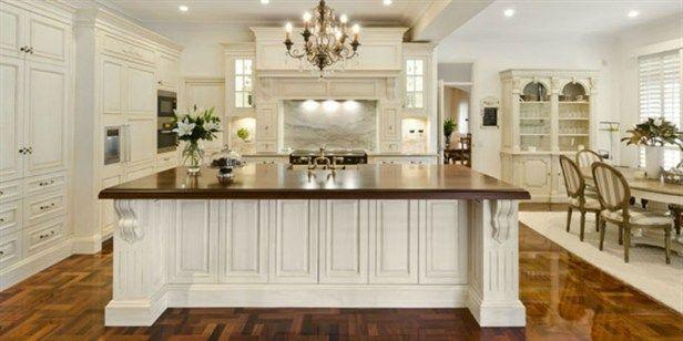 white french provincial kitchen - Google Search | Kitchen ...