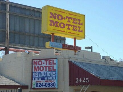 The Notel Motel Located In Tucson Az Has Been There For What Seems Like Forever Arizona Horseback Riding After Dark