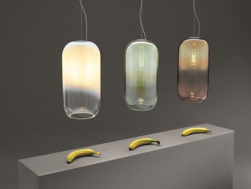 Gople Pendant Lamp By Artemide Design Big Bjarke Ingels Group