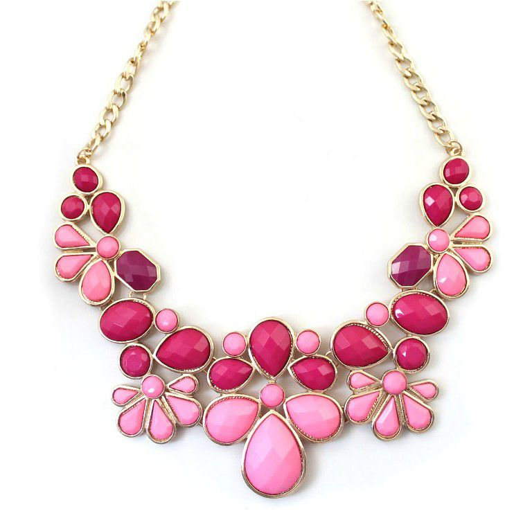 Aliexpress.com : Buy fashion accessories fashion fresh blue pink short design necklace from Reliable design necklace suppliers on Jessie's shop. $11.89