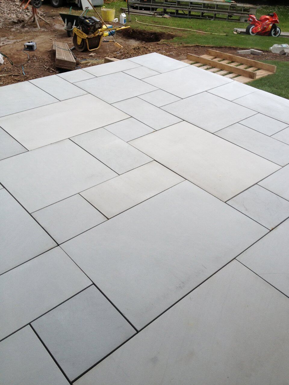 Sawn Kandla Grey Indian Sandstone