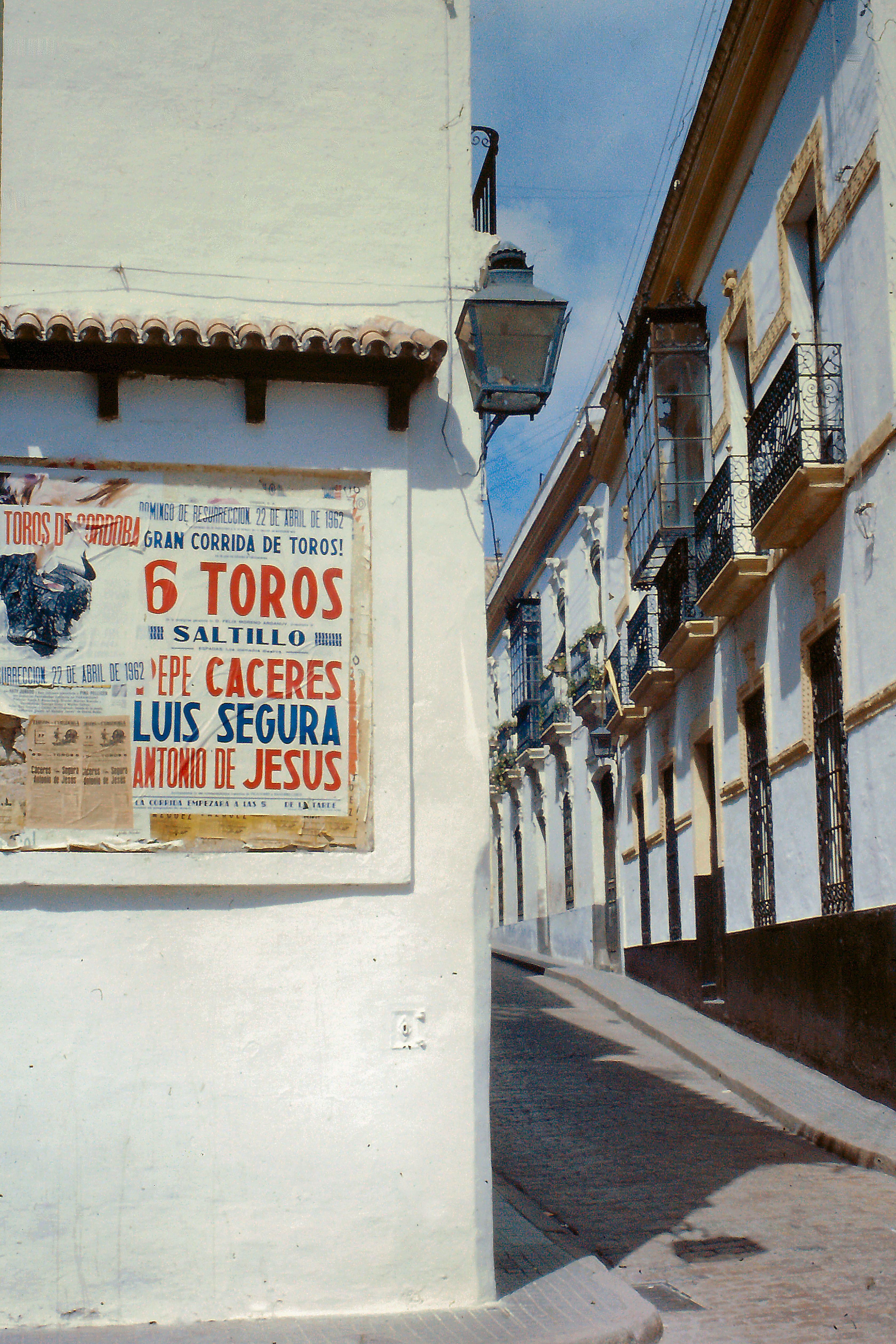 Toros poster, where?