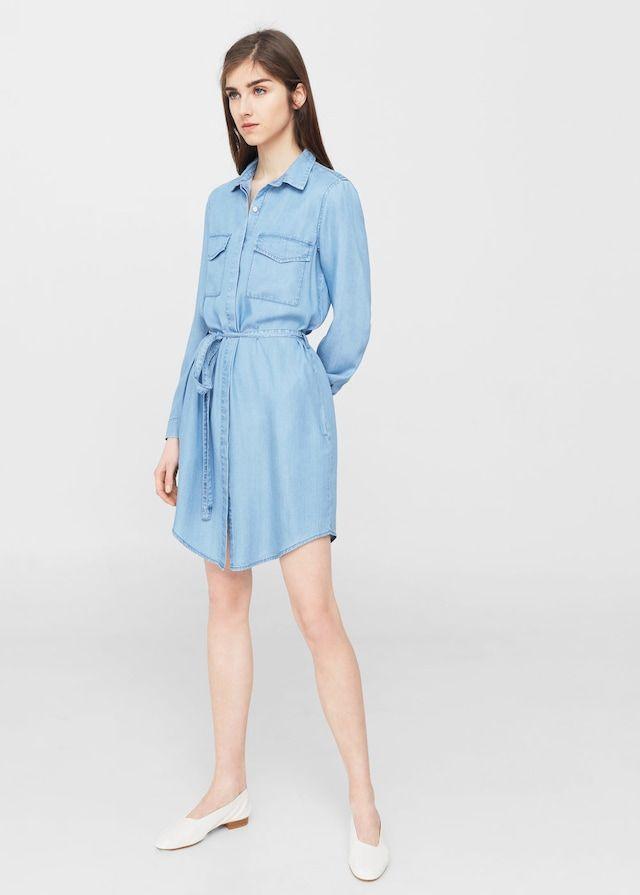 Robe Dresses Chemisier Pinterest Denim amp; Jeans rdrqH4wxXn