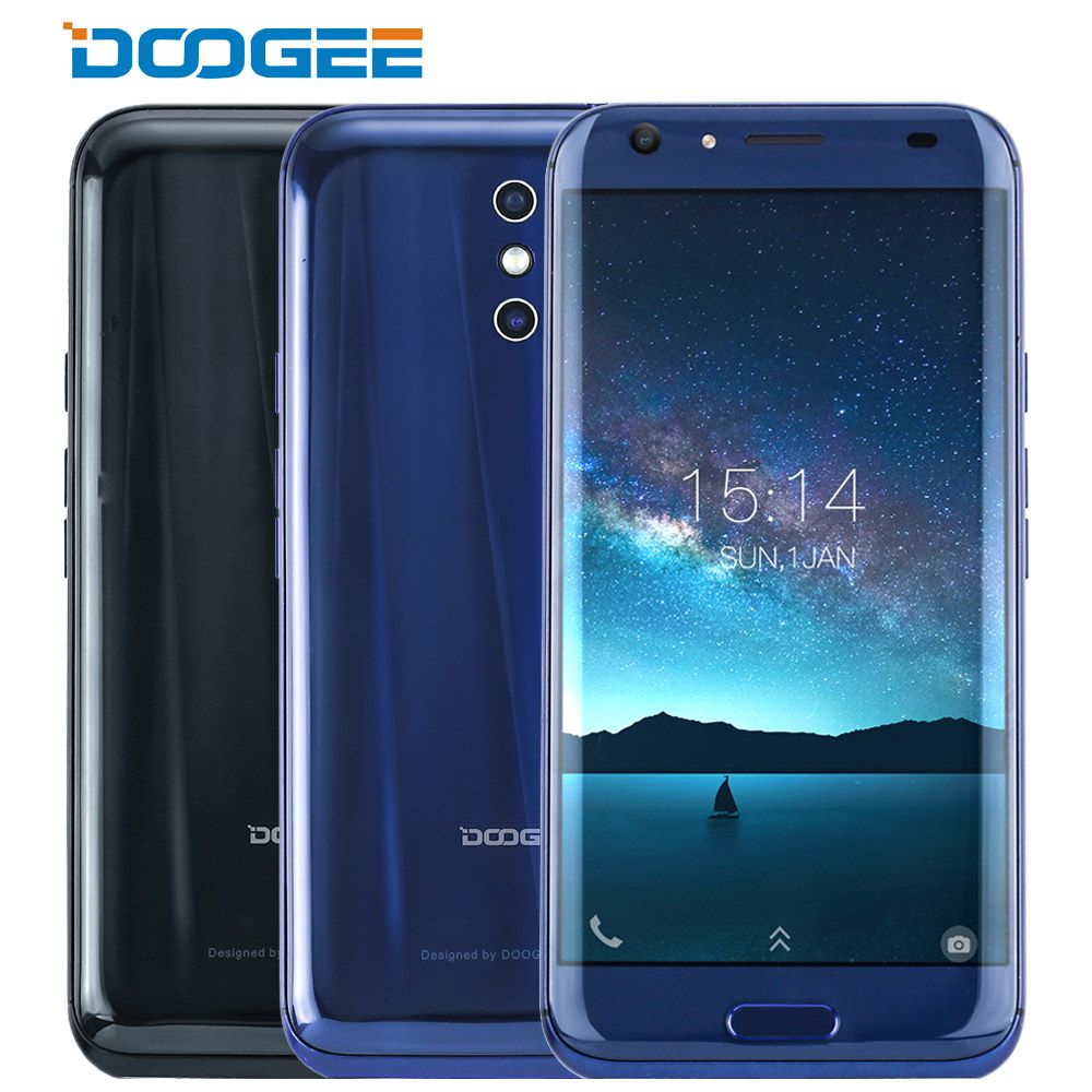 DOOGEE BL5000 Dual Android 7.0 12V2A 5.5' FHD MTK6750T