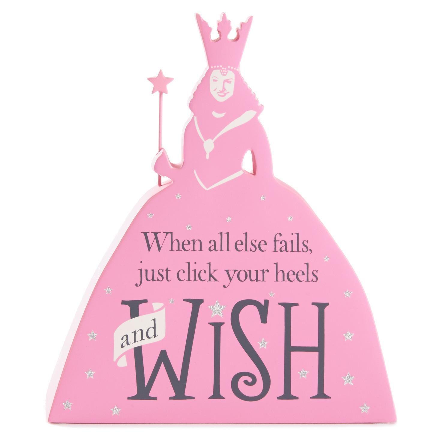 GLINDA THE GOOD WITCH™ from Hallmark's Wizard of Oz line...