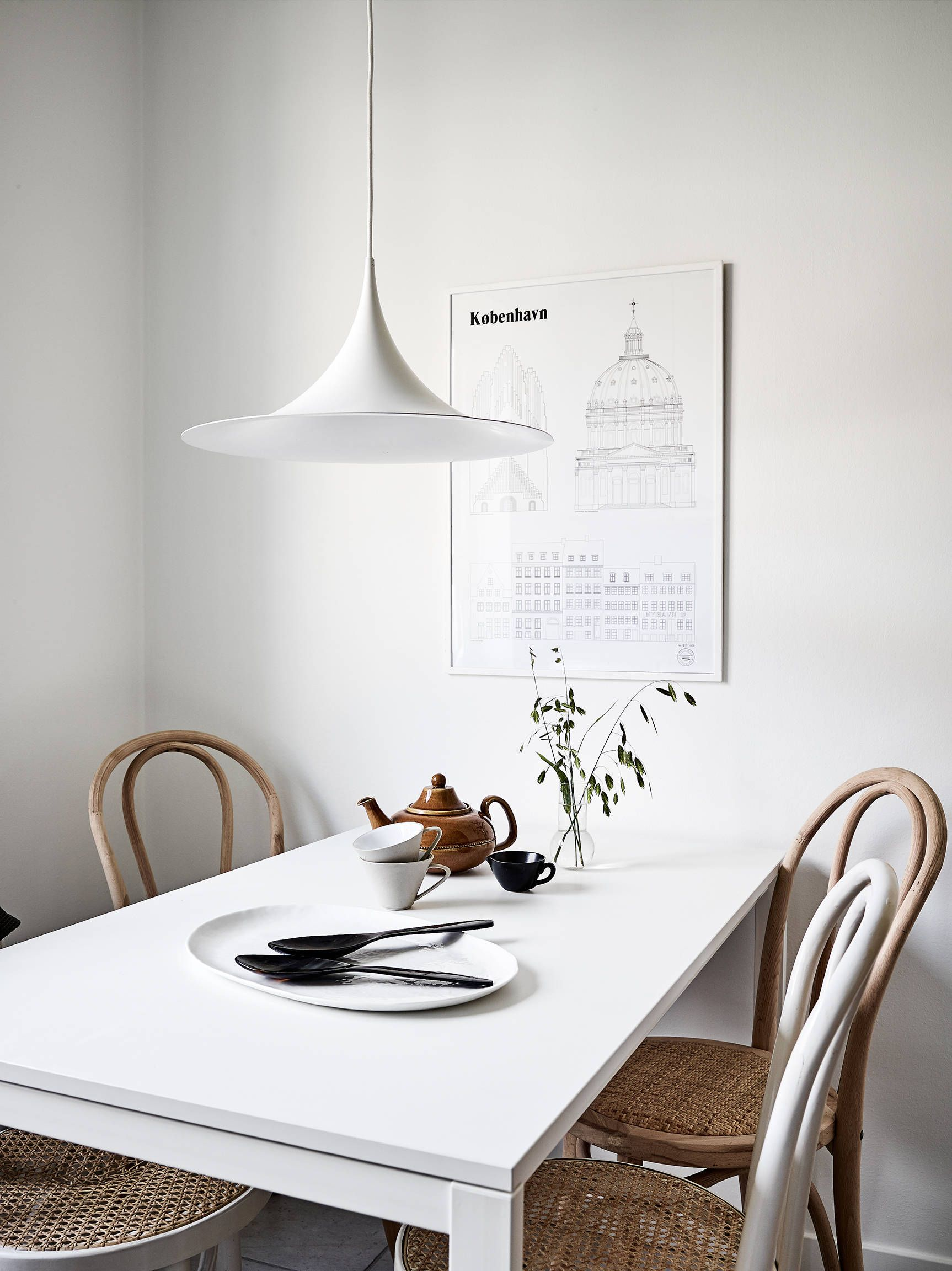 Is To Me | #interior inspiration #diningroom Poster available at ...