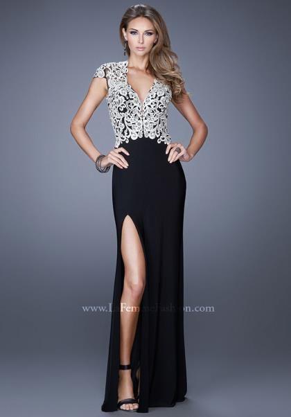La Femme Dress 20648