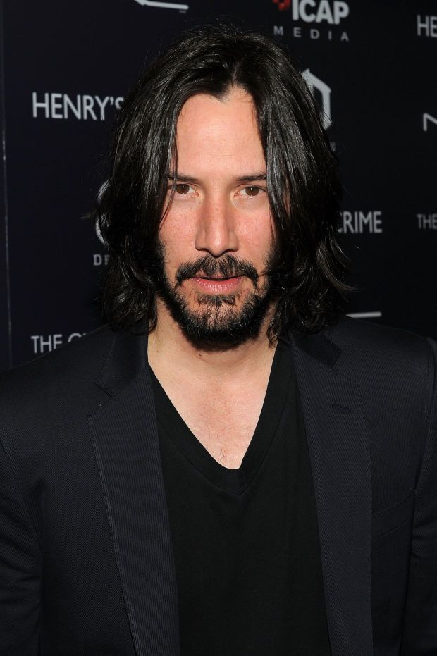 keanu reeves training