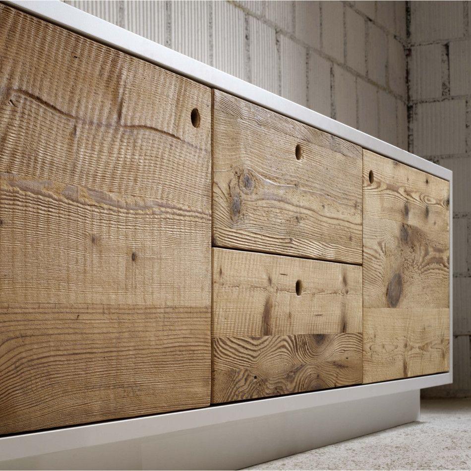 credenza-vintage-legno-grezzo-su-misura-milano.jpg 950×950 pixel ...