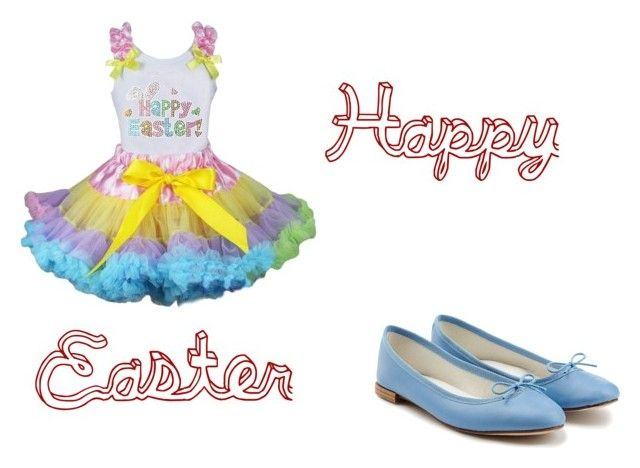 """""""Who's Ready for Easter"""" by chocolatedropp on Polyvore featuring Repetto"""