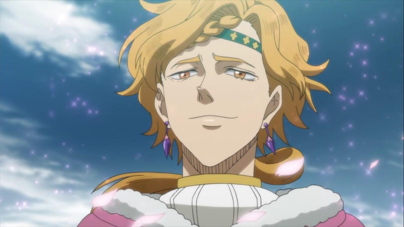 Black_Clover screenshot episode_75 Kirsch Zelda