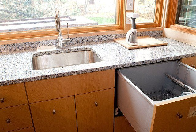 Small Dishwasher Options For Small Kitchens With Images Small