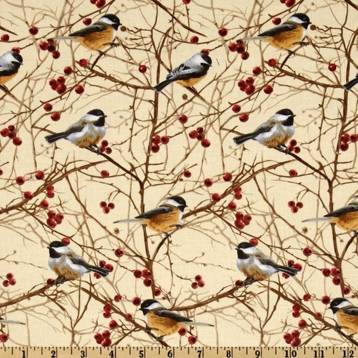 timeless treasures cabin fever birds cream fab fabrics pinterest rh pinterest com au