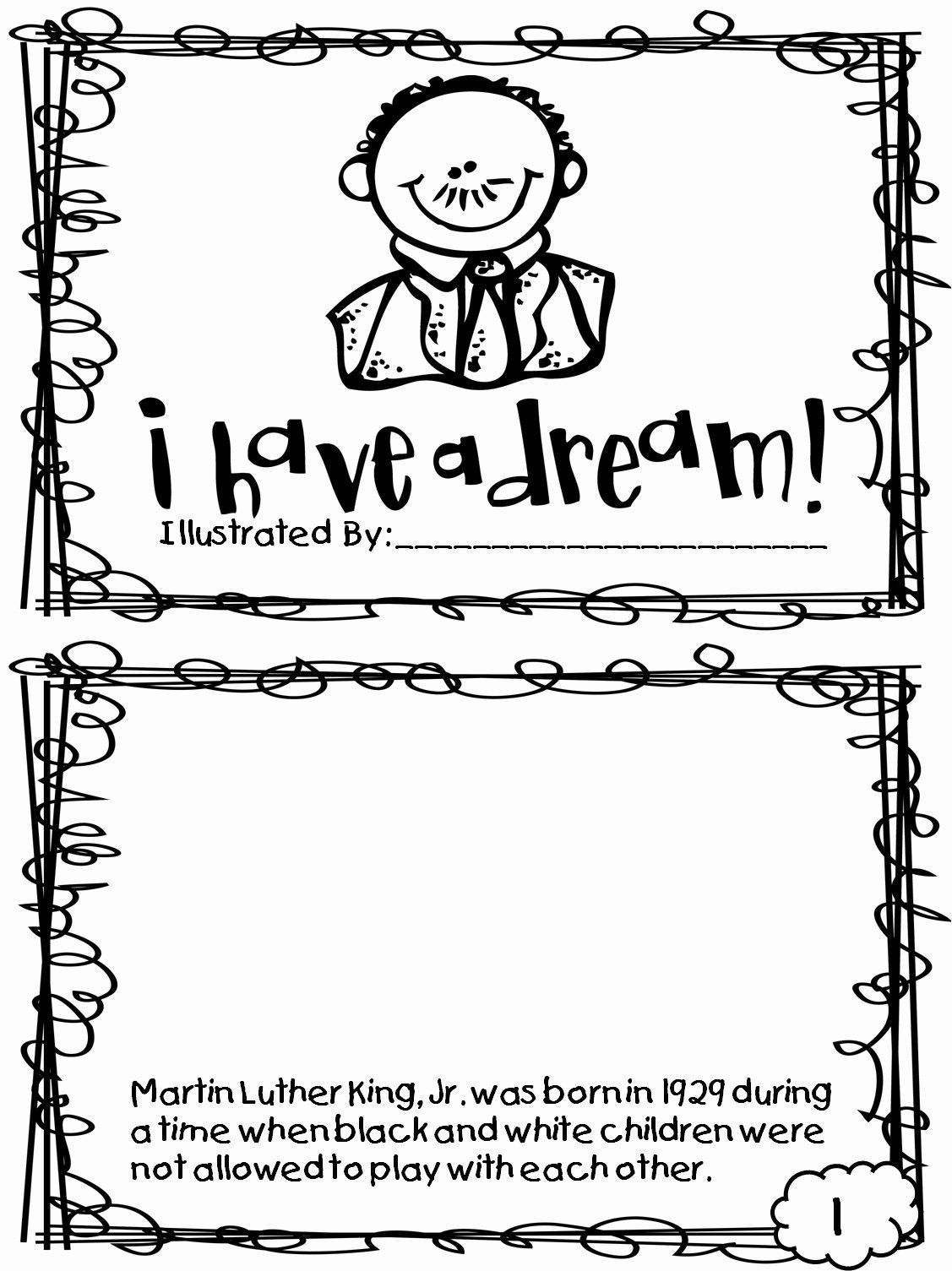 24 Martin Luther Coloring Page In