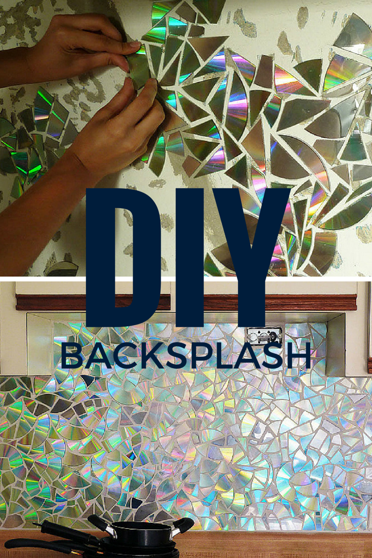cheap backsplash ideas genius repurposed backsplash ideas and