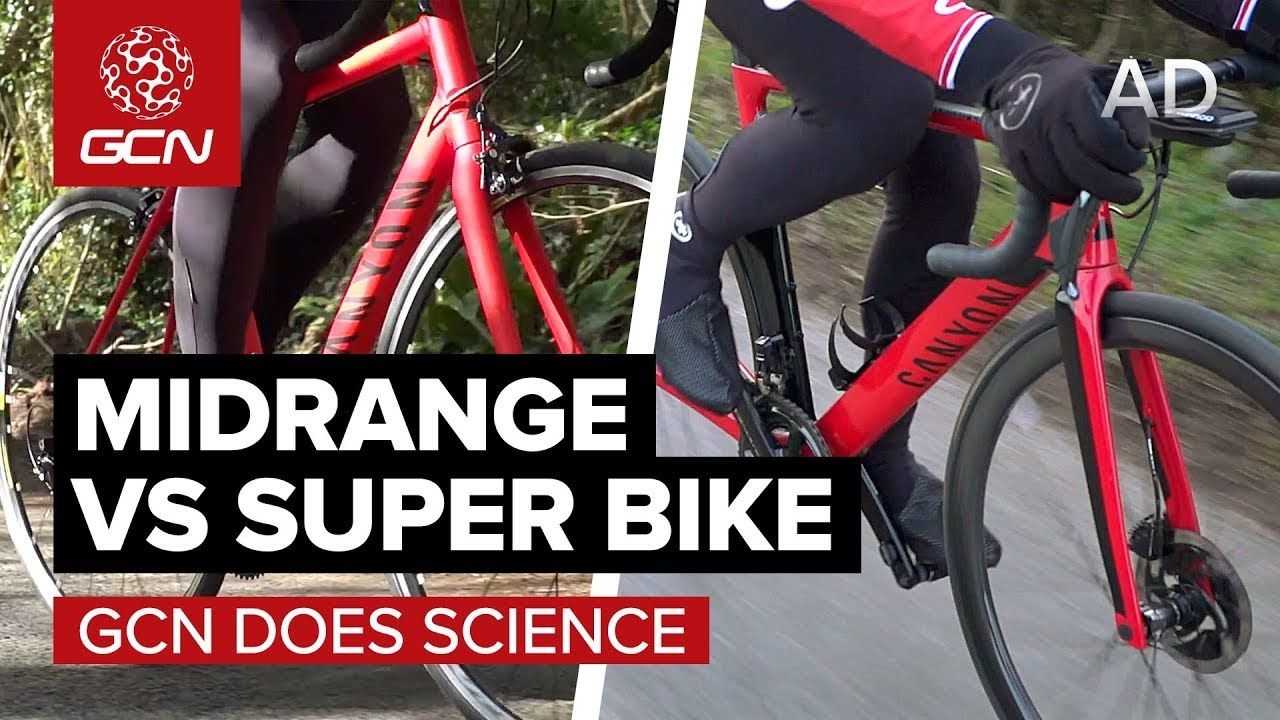 Super Bike Vs Mid Range Bike What Really Is The Difference