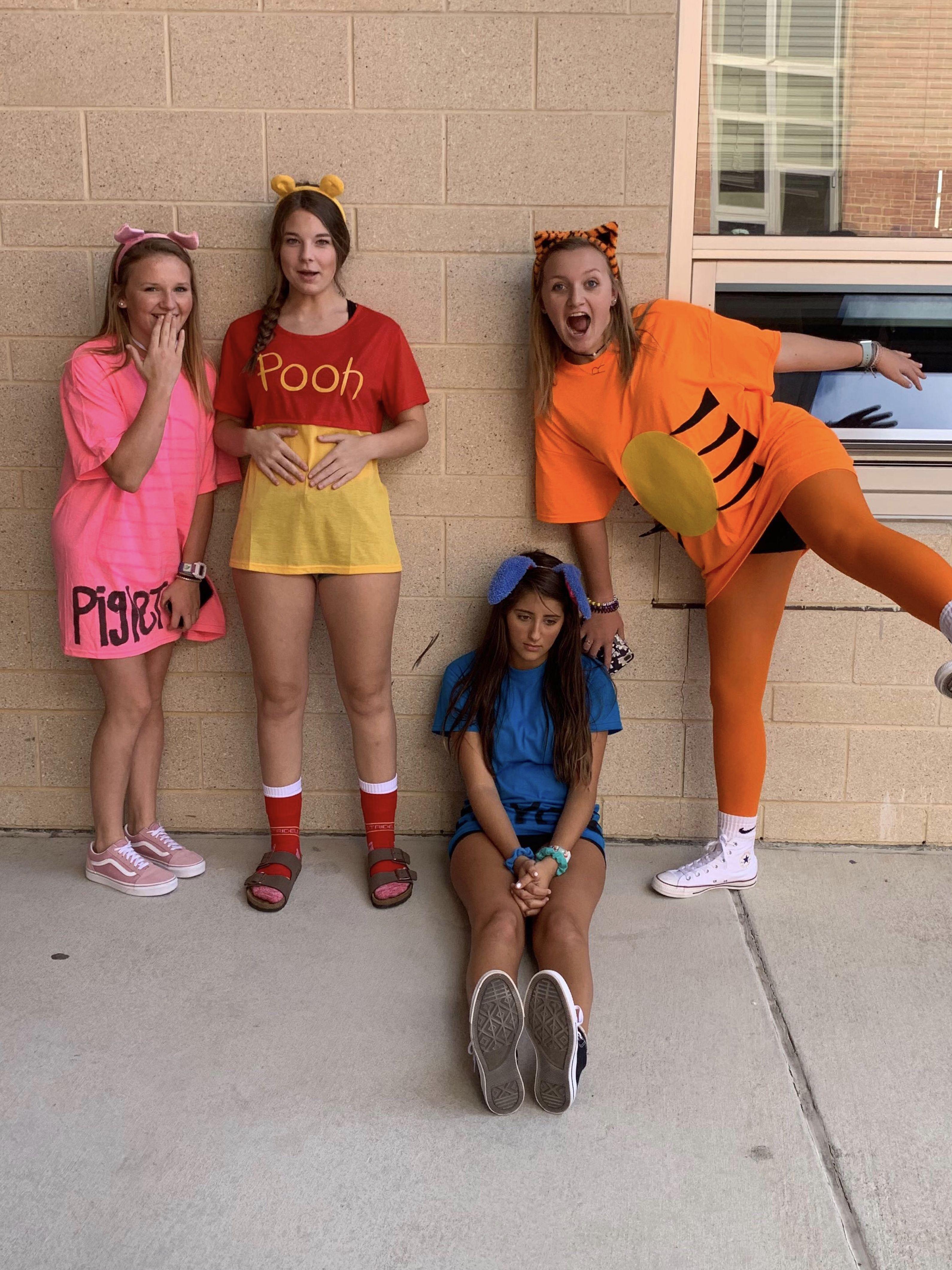 Winnie the Pooh  #characterdayspiritweek