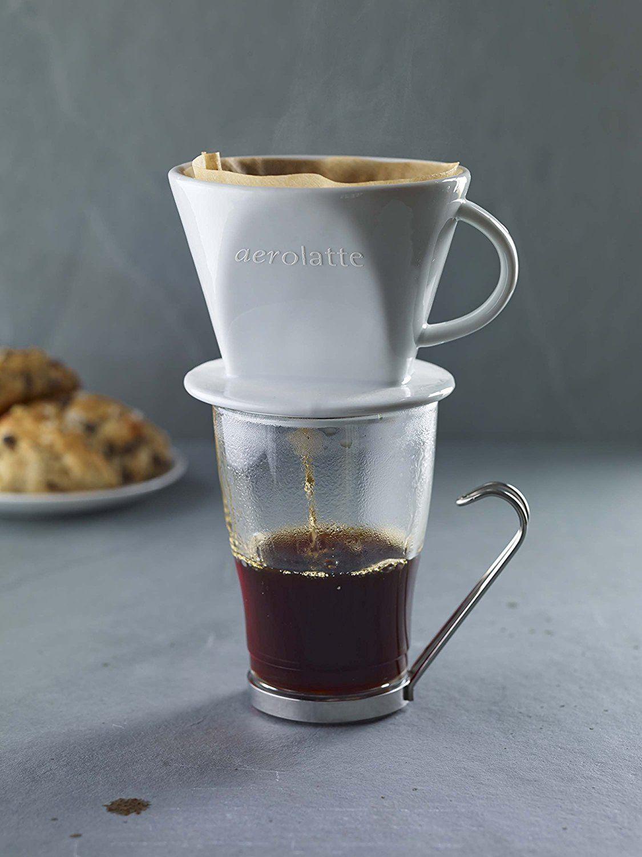 aerolatte Ceramic Coffee Filter (No. 2 Size): Amazon.co.uk ...