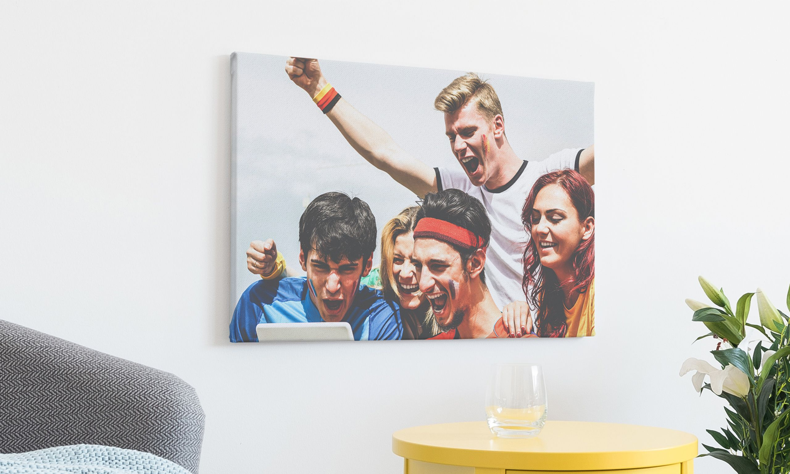 tolle ideen fur deine leinwand bei posterxxl kannst du bilder ganz einfach und kreativ gestalten als ge foto auf drucken fotoleinwand bild bunt großformat