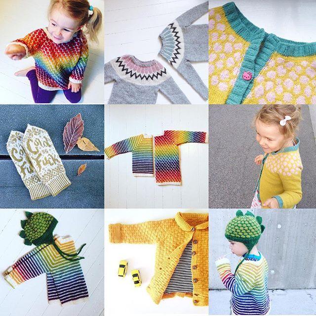 Slår også til med en #topnine2015. Vi er på juleferie i Glasgow, og her er det liten tid til å strikke eller til å ta bilder. Da er det fint med noen årskavalkader. | I'm on Christmas holiday in Glasgow. No time to knit or to take photos, so here's my #topnine2015. #strikk2015 #knit2015 #knittersofinstagram #knittersoftheworld #knitstagram #knittinglady