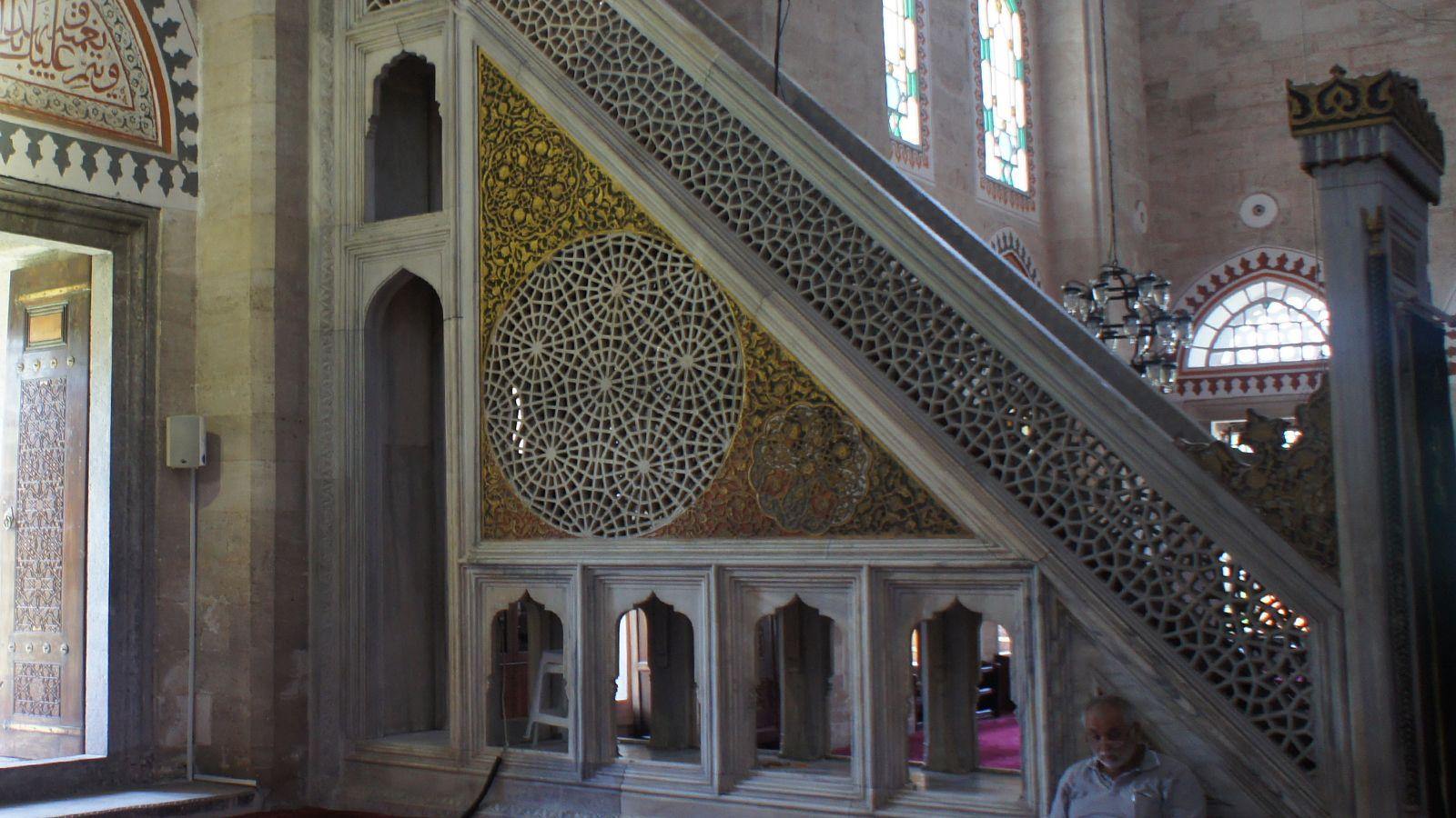 Ehzade camii ehzade mehmet camii ya da ehzadeba camii olarak mosque altavistaventures Image collections